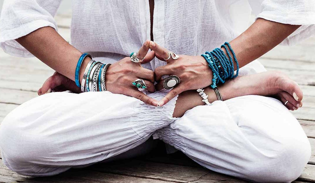 3 Mudras to Bring Bliss (to your meditation)