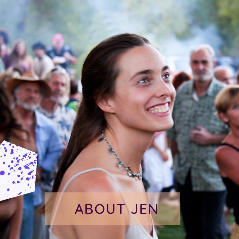 About Jen