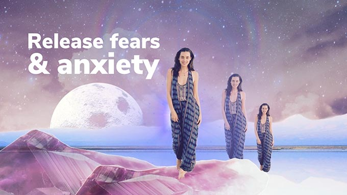release fears and anxiety