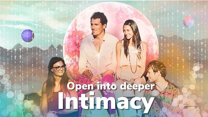 open into deeper intimacy