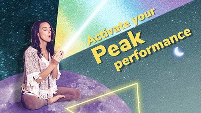 Activate your peak performance