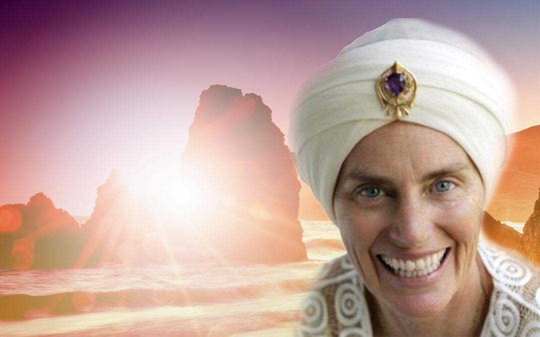 Tapping into Infinite Energy with Guru Tej